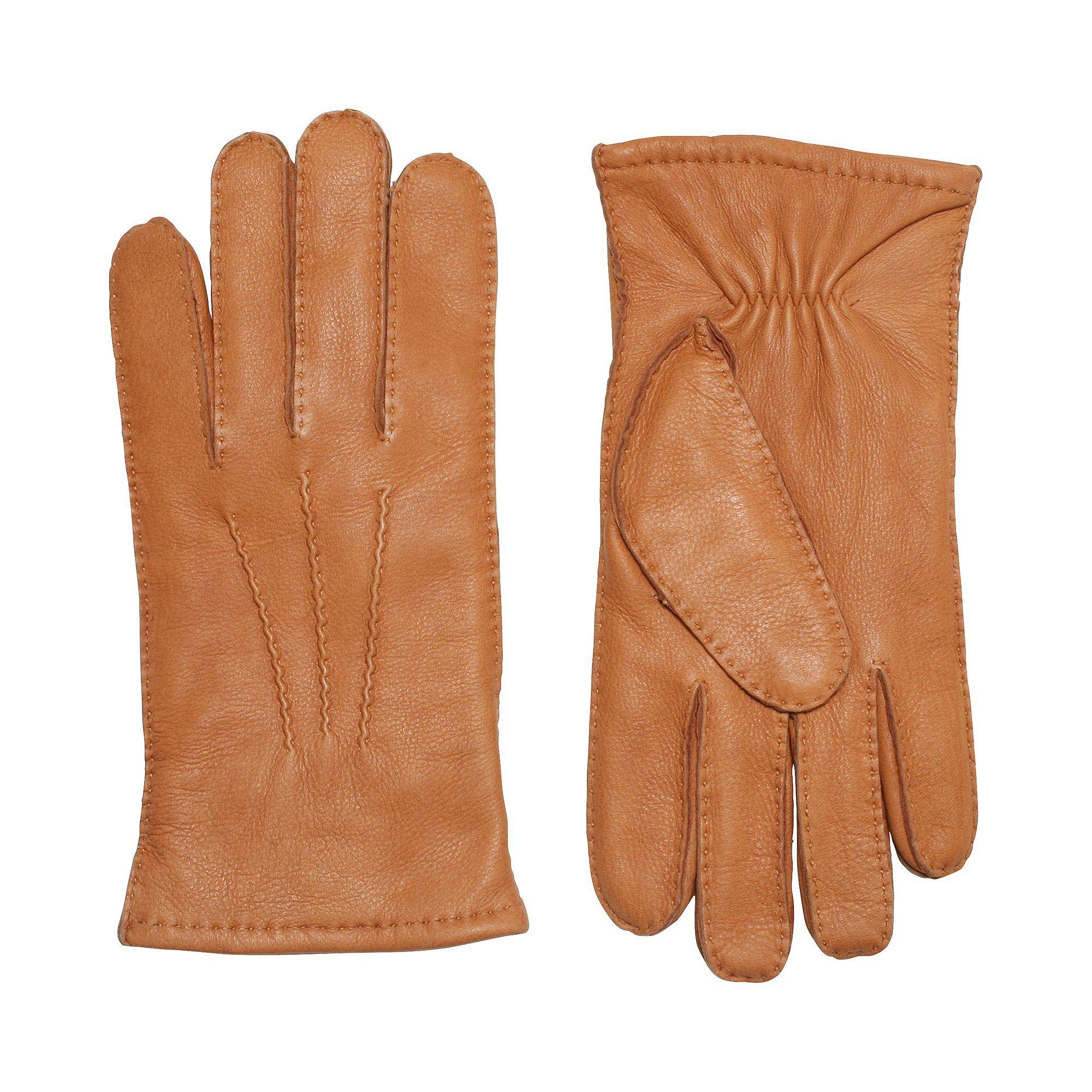 65b0d6ad437 Handskmakaren Handskmakaren Ravenna handskar i hjortskinn, herr | Accent