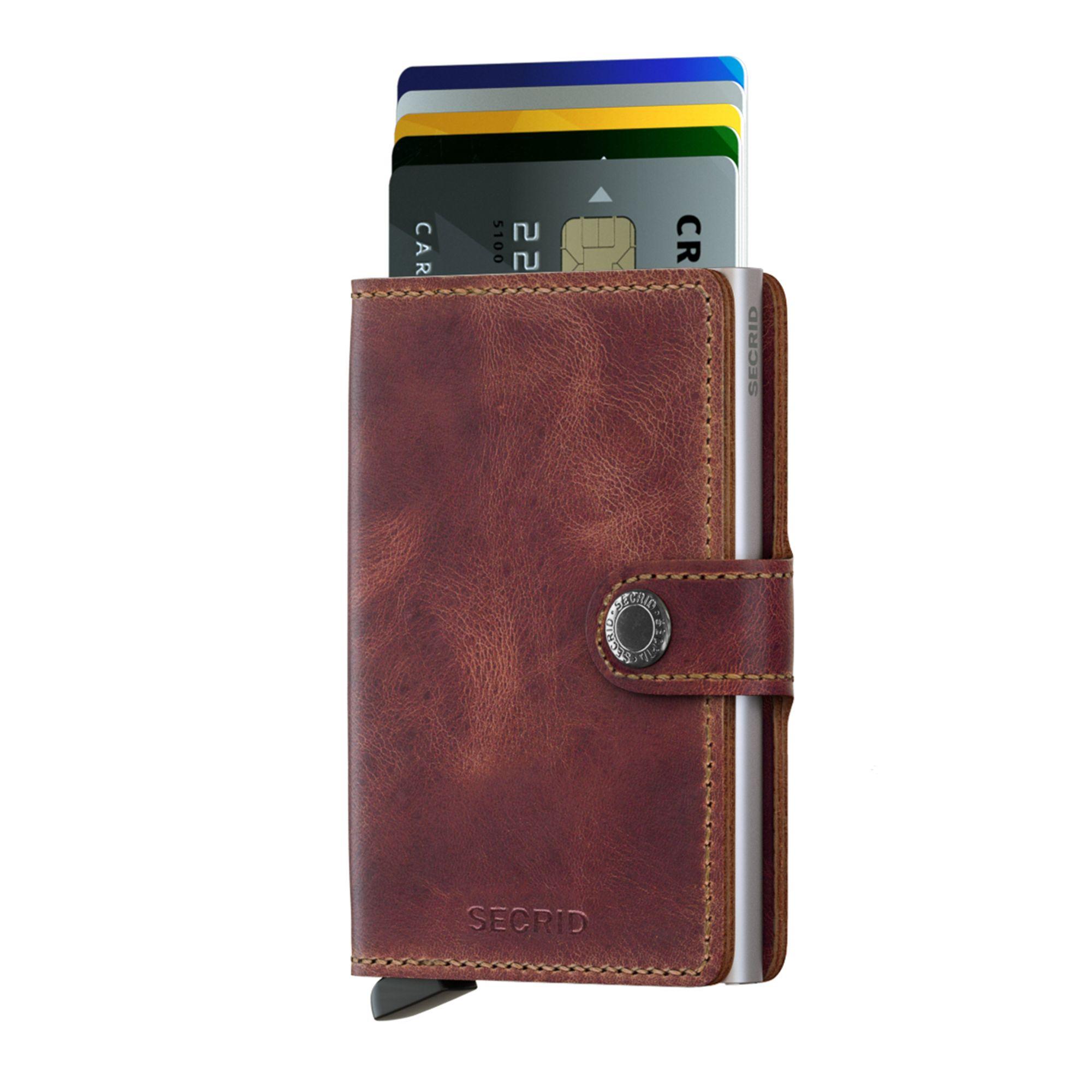 plånbok i metall
