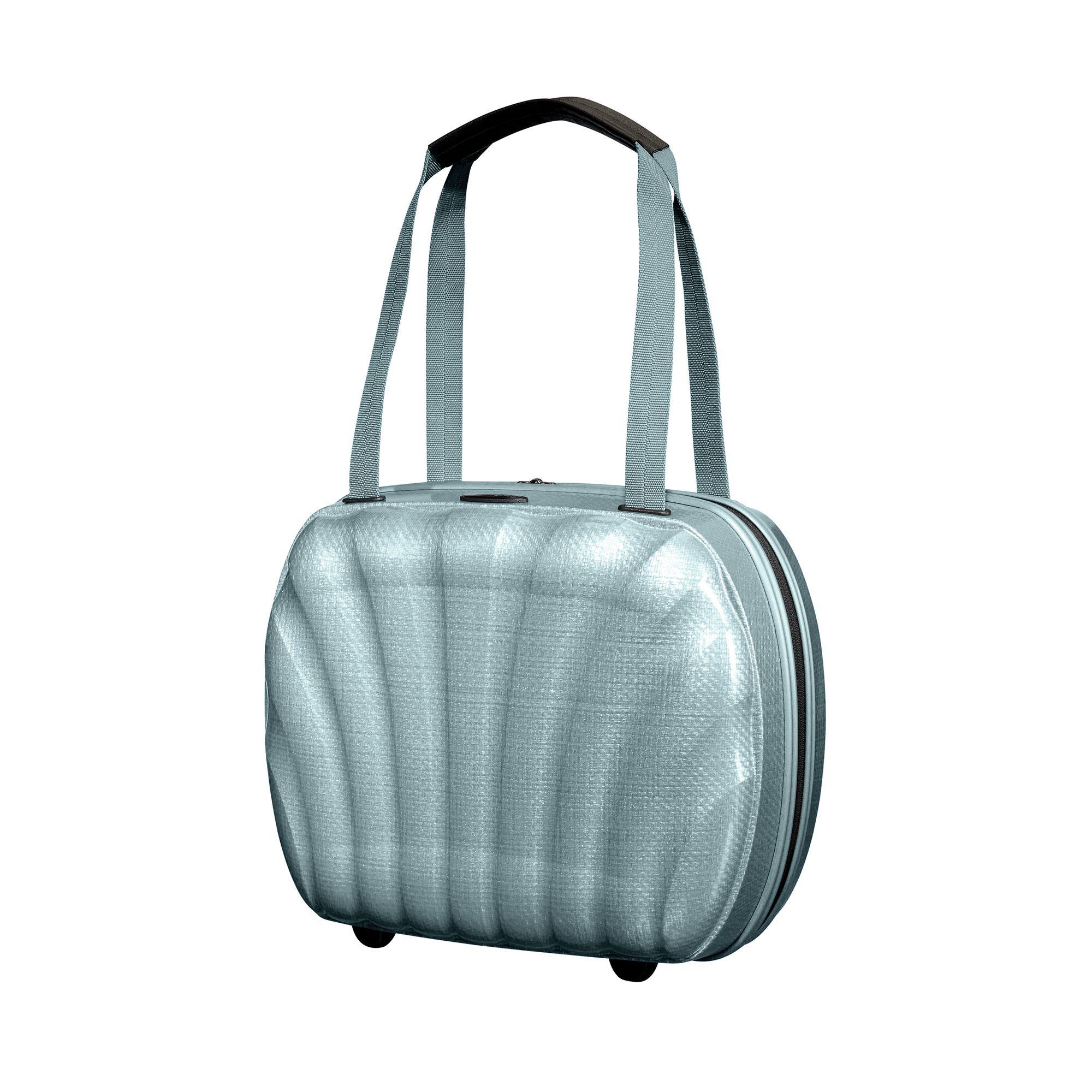 Samsonite Cosmolite väska, Ljusblå