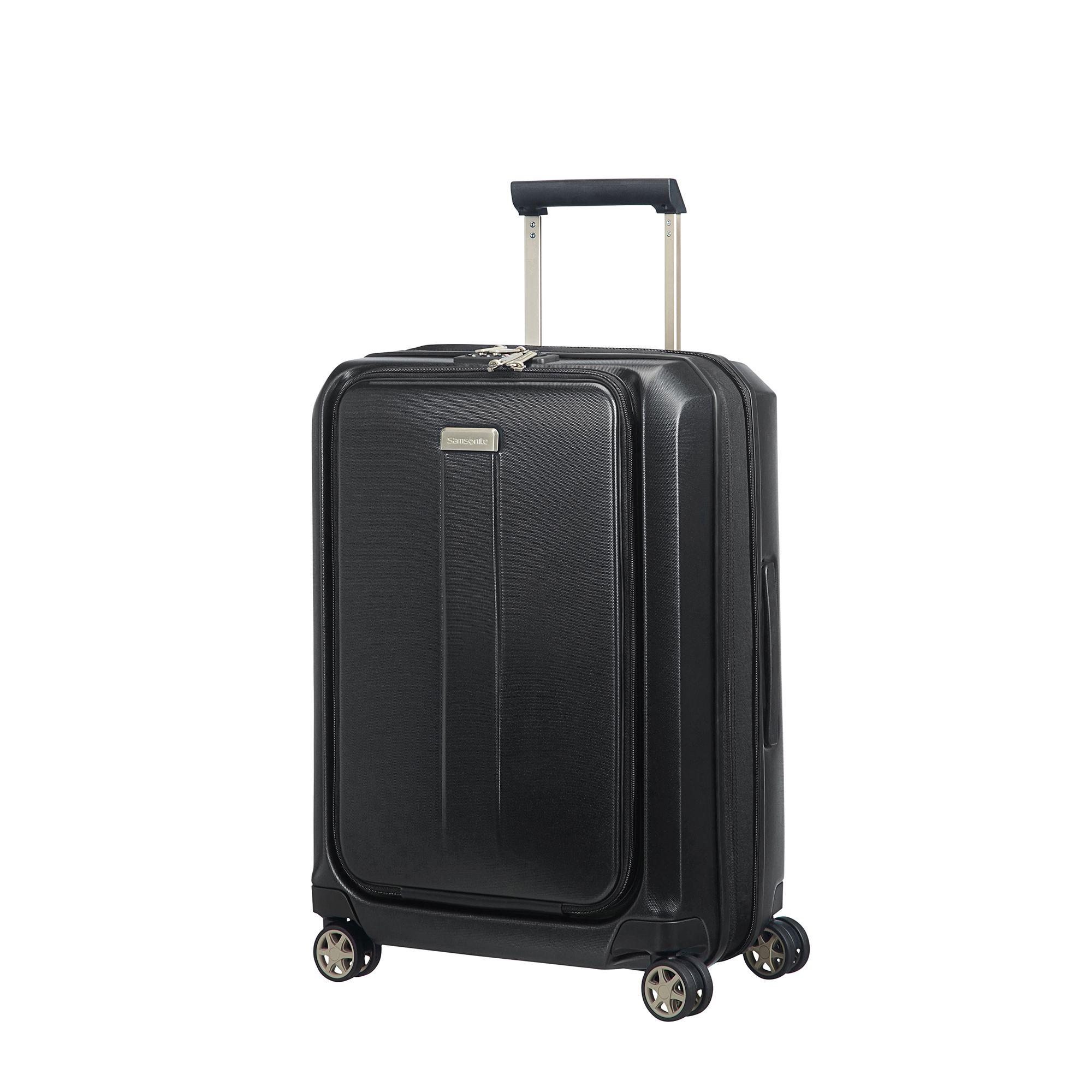 Samsonite Prodigy resväska med 4 hjul, 55 cm, Svart