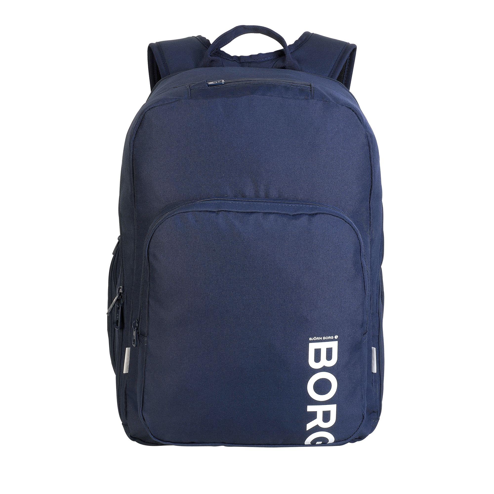 Björn Borg Core 7010 ryggsäck, Mörkblå