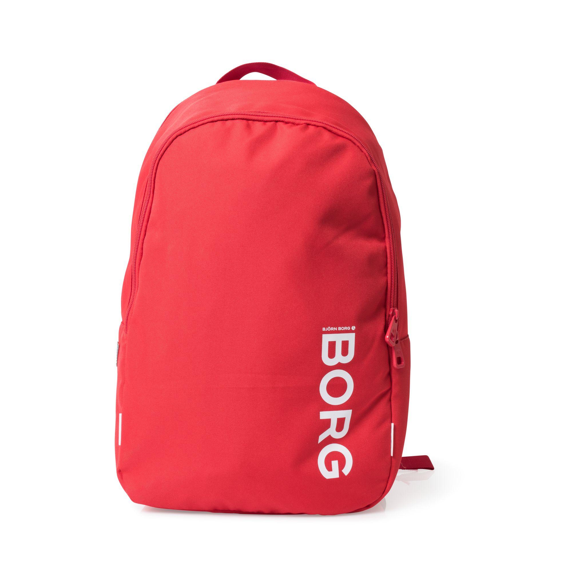 Björn Borg Core 7043 ryggsäck, Röd