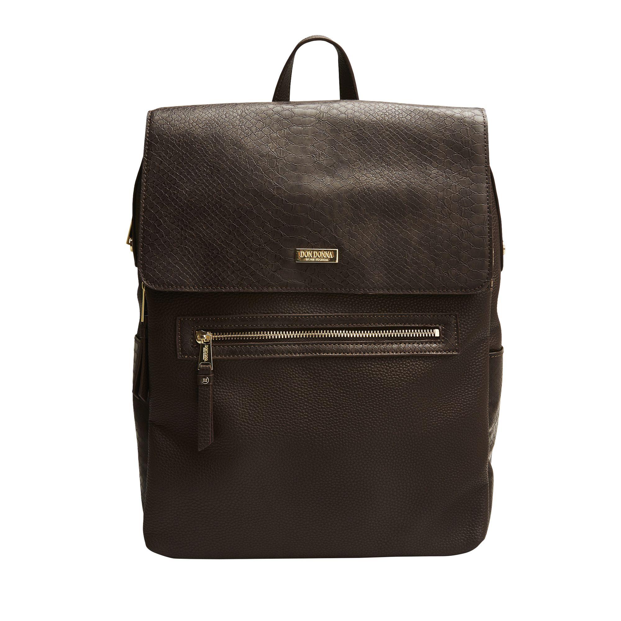 Handla väskor från Don Donna online: Don Donna Enya ryggsäck