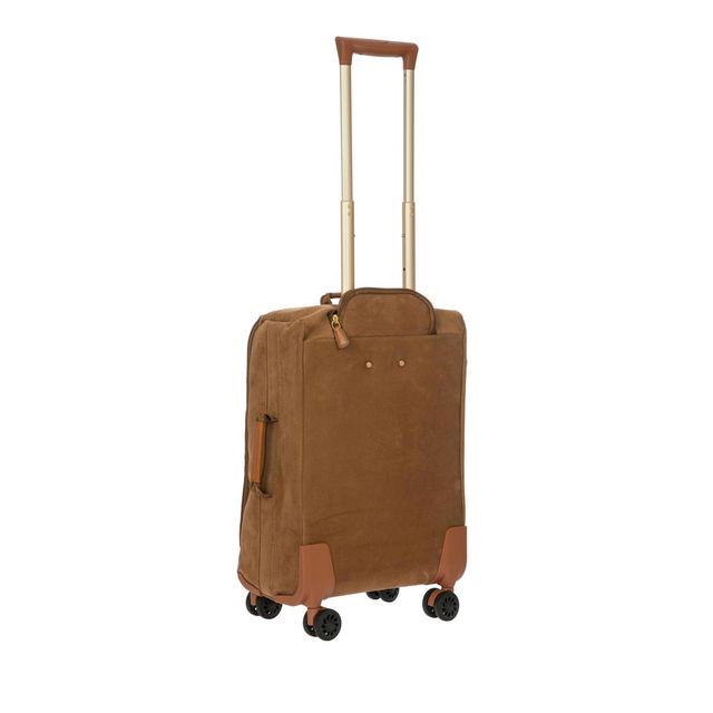 resväska mjuk hjul