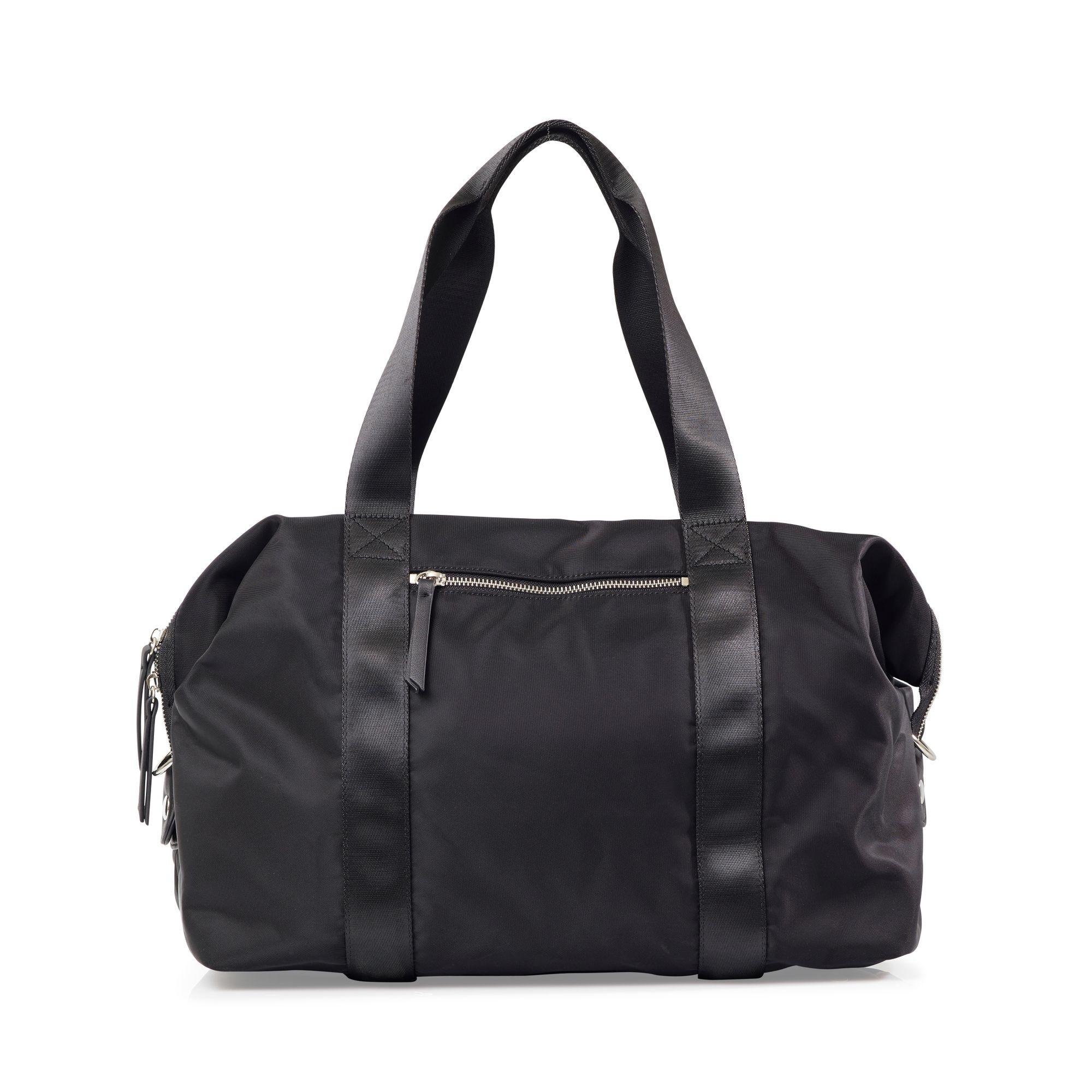Don Donna Janice Weekend Bag väska i nylon, Svart