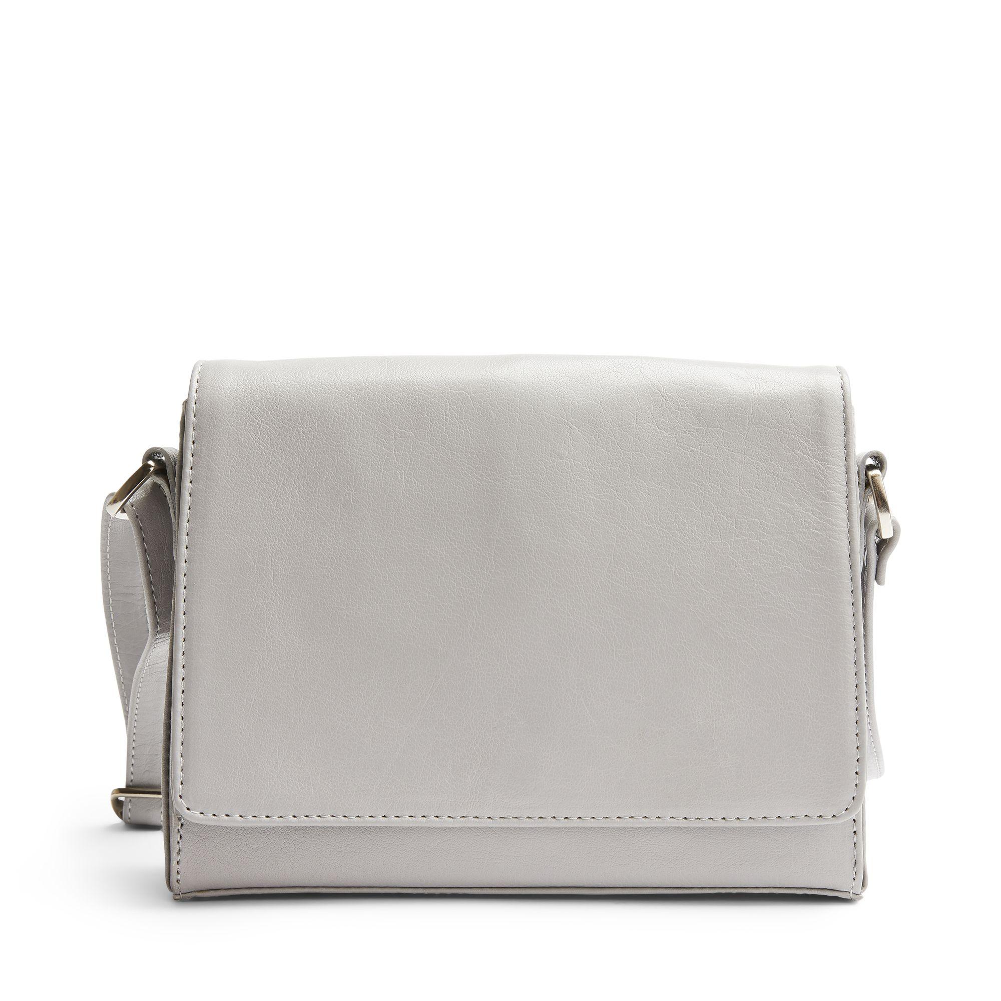MCO Eda Crossbody handväska, Ljusgrå