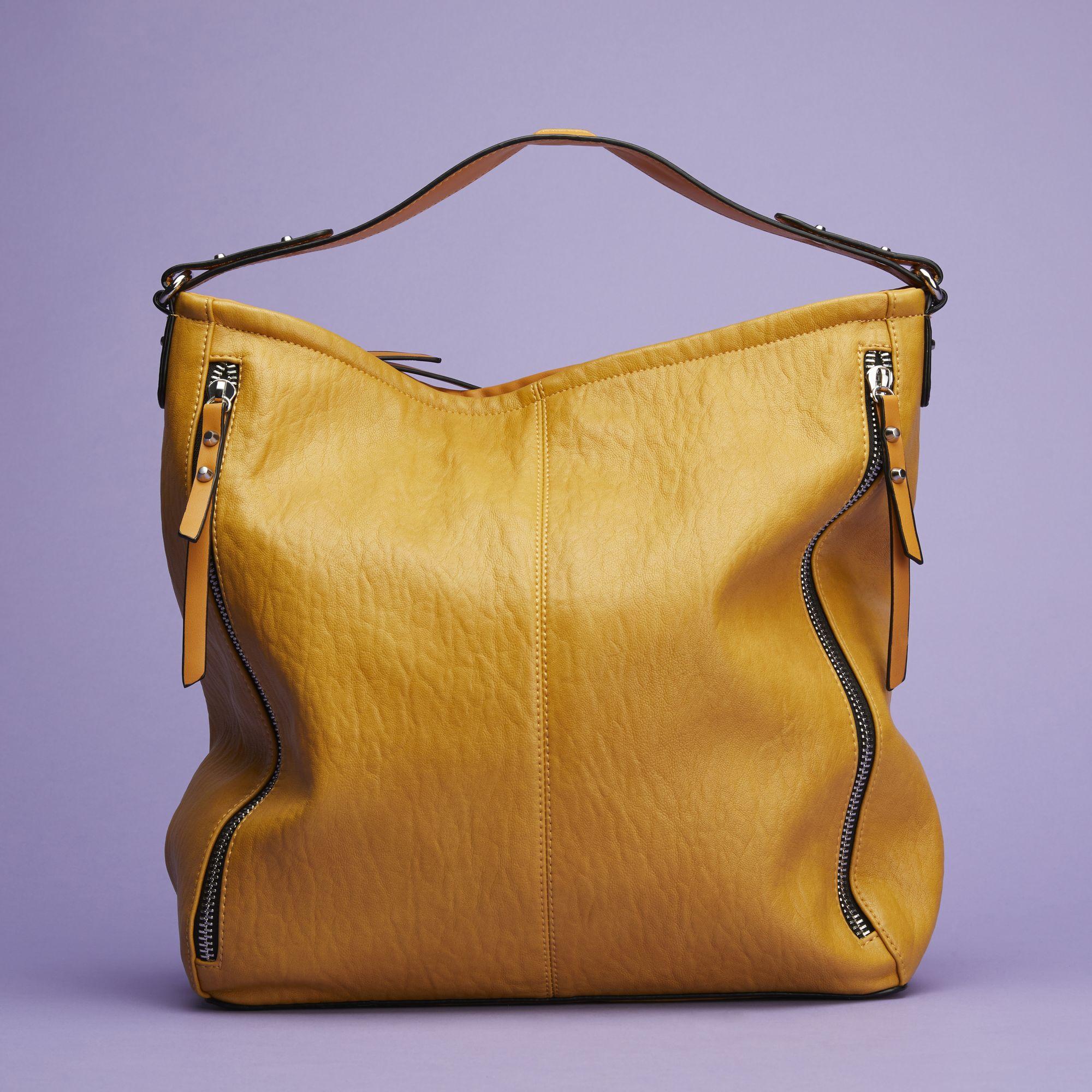 Don Donna Camille Shoulderbag handväska, Mörkgul