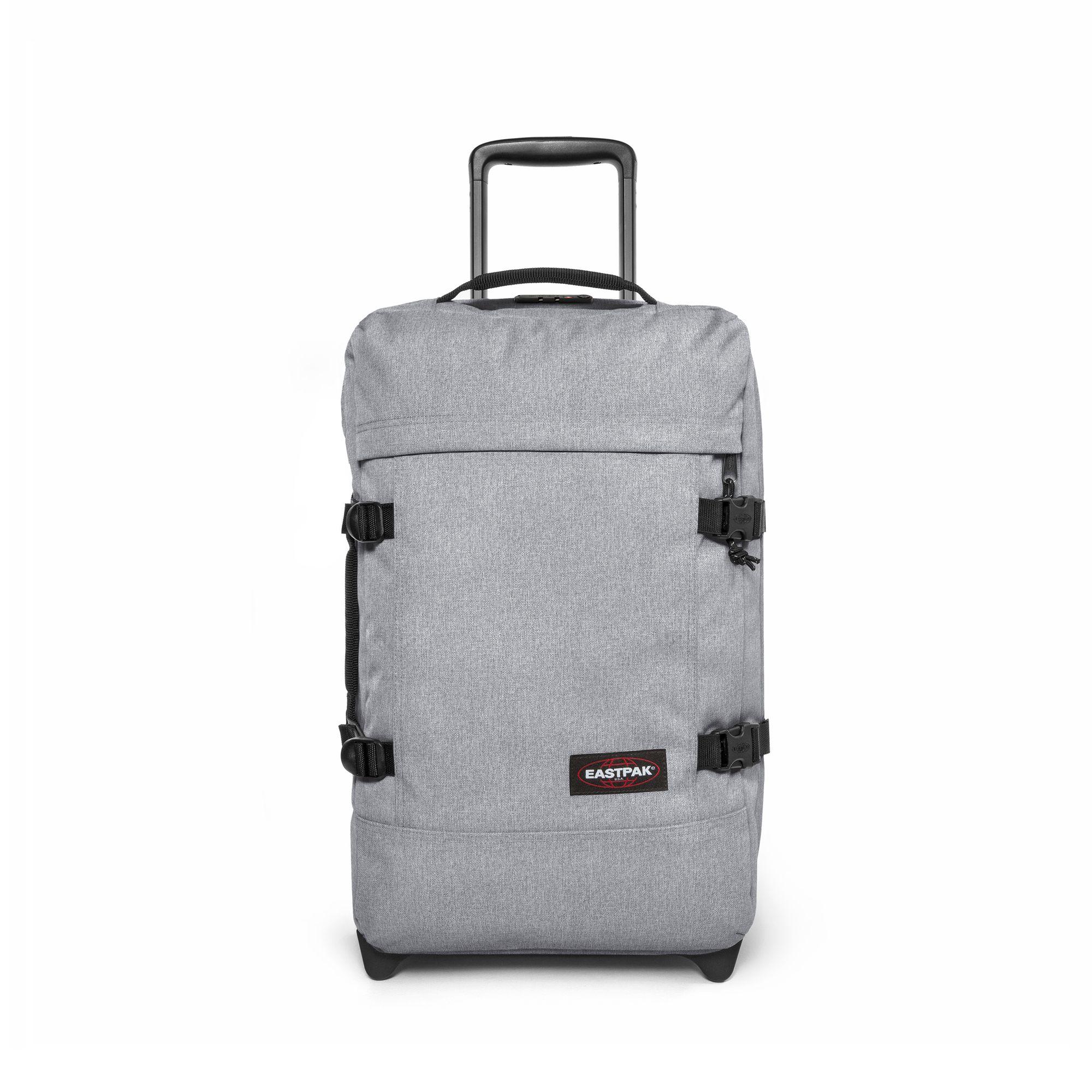 Eastpak Strapverz S ryggsäck/duffelväska, 42 L, Ljusgrå
