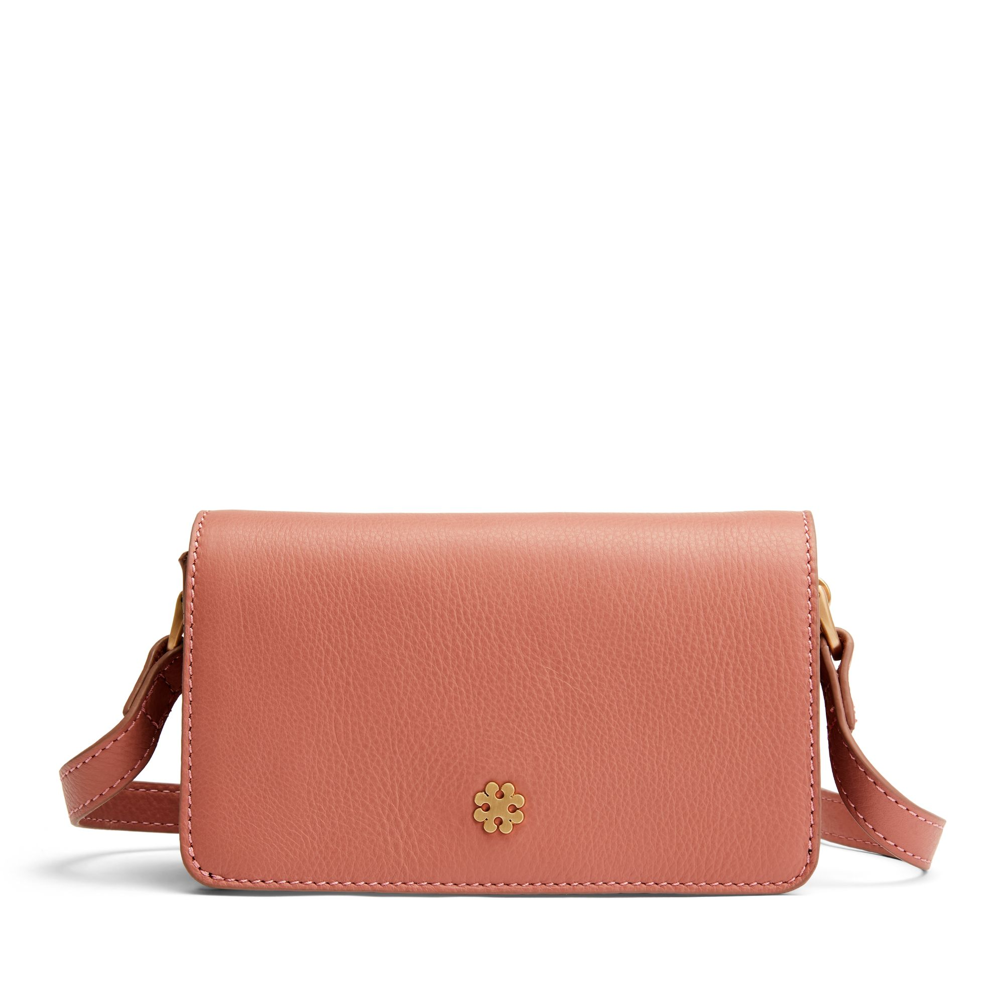 Day Et Paris Crossbody axelremsväska, Rosa