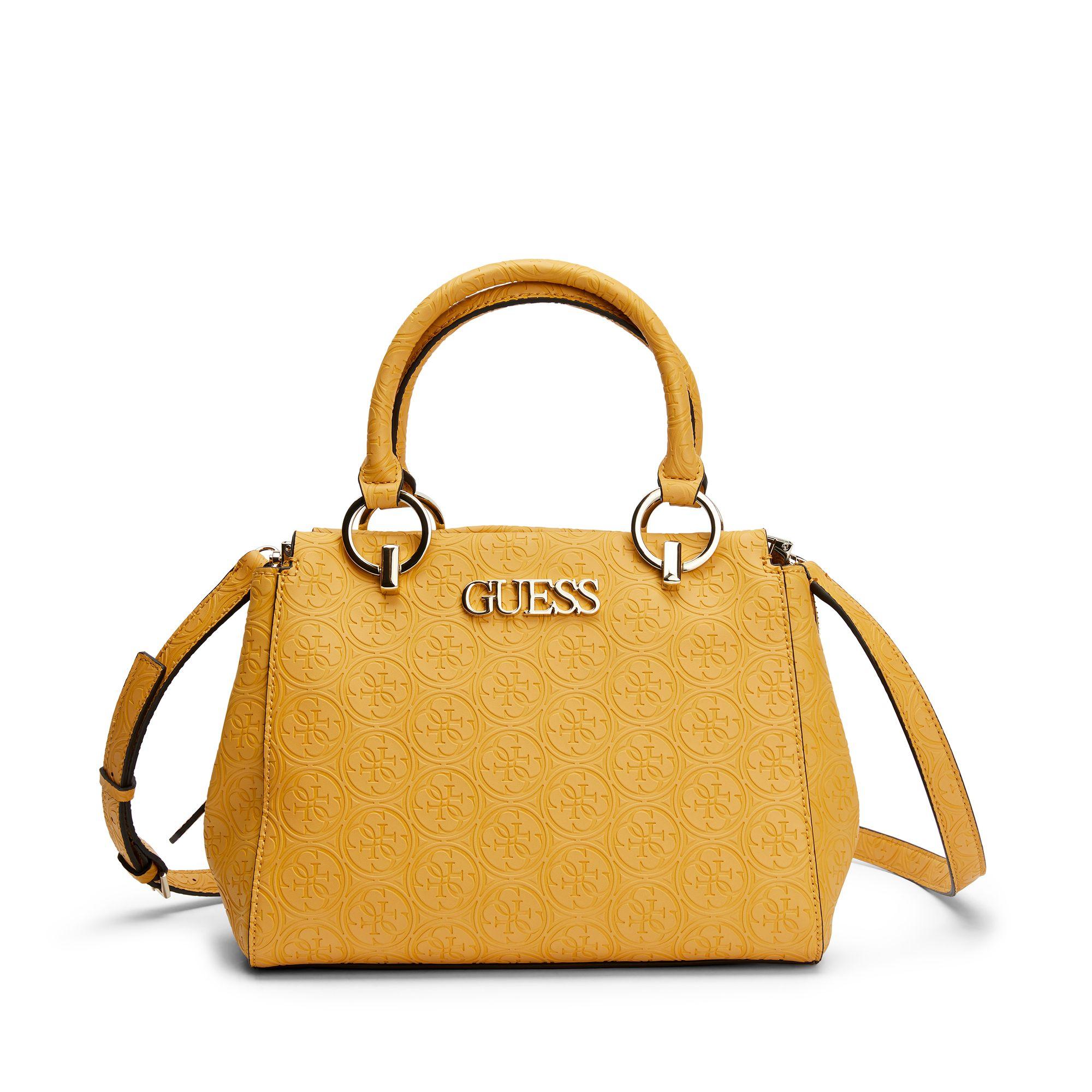 Handla väskor från Guess online: Guess Elliana Satchel