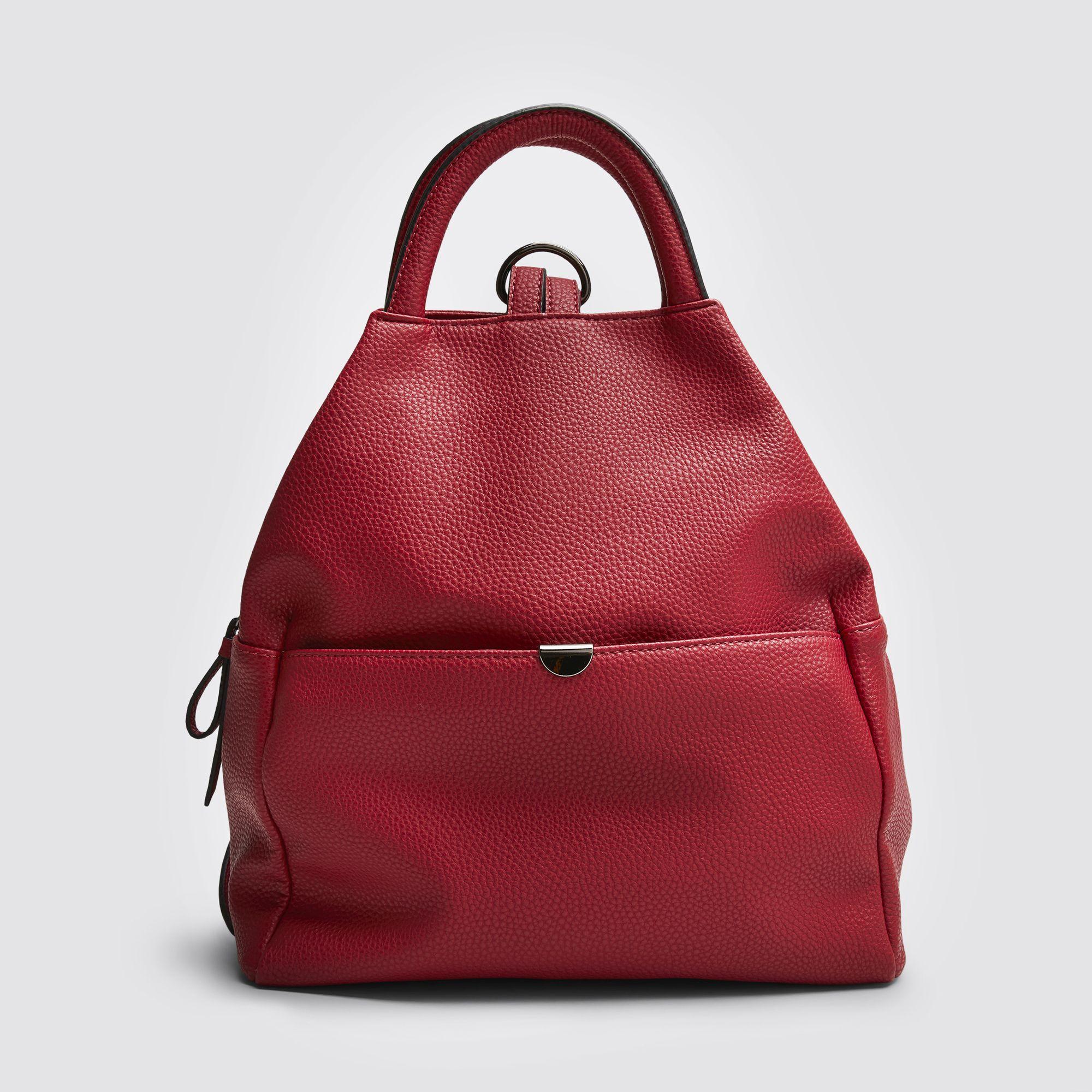Don Donna Jill ryggsäck, Röd