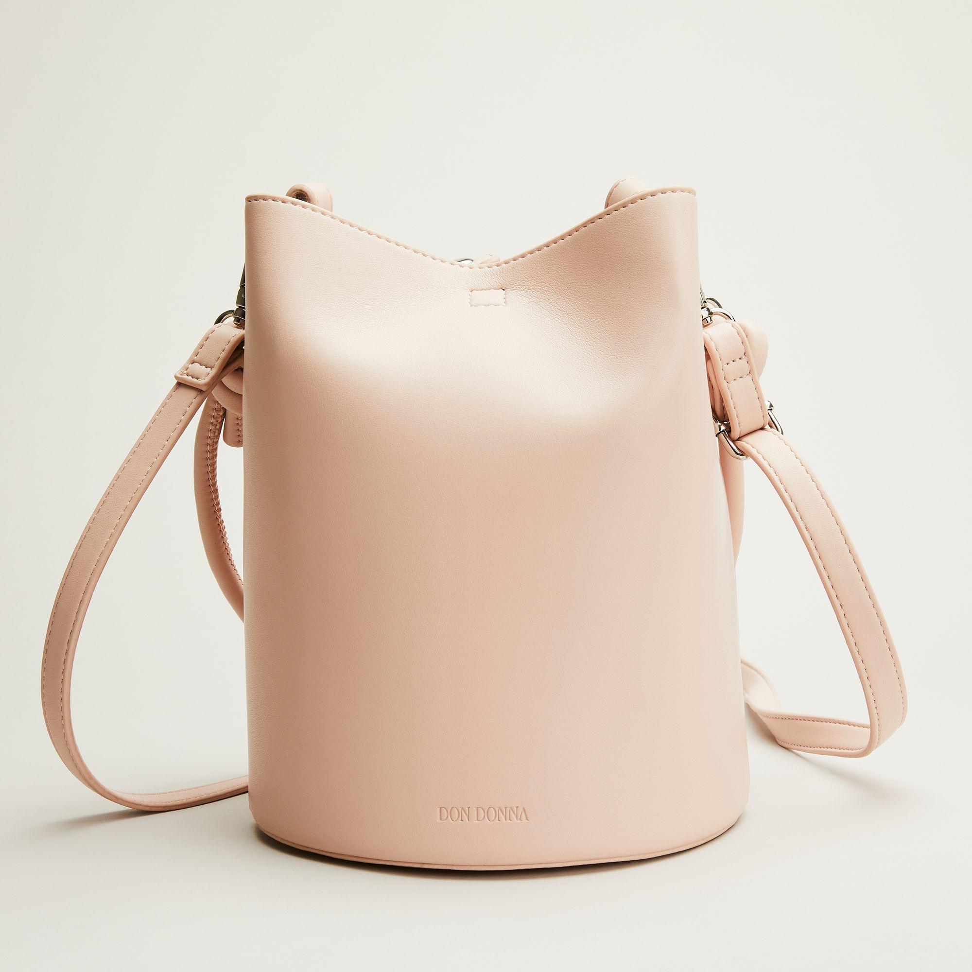 Don Donna Bobbie Bucket Bag, Rosa