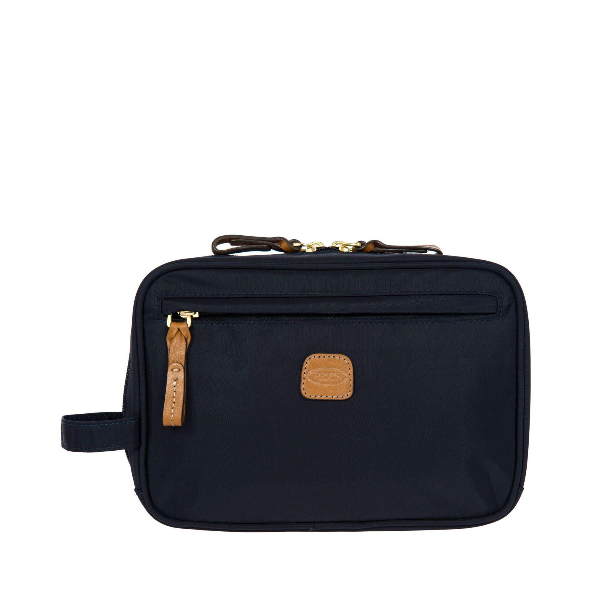 Bric's X-Bag necessär i nylon, Mörkblå