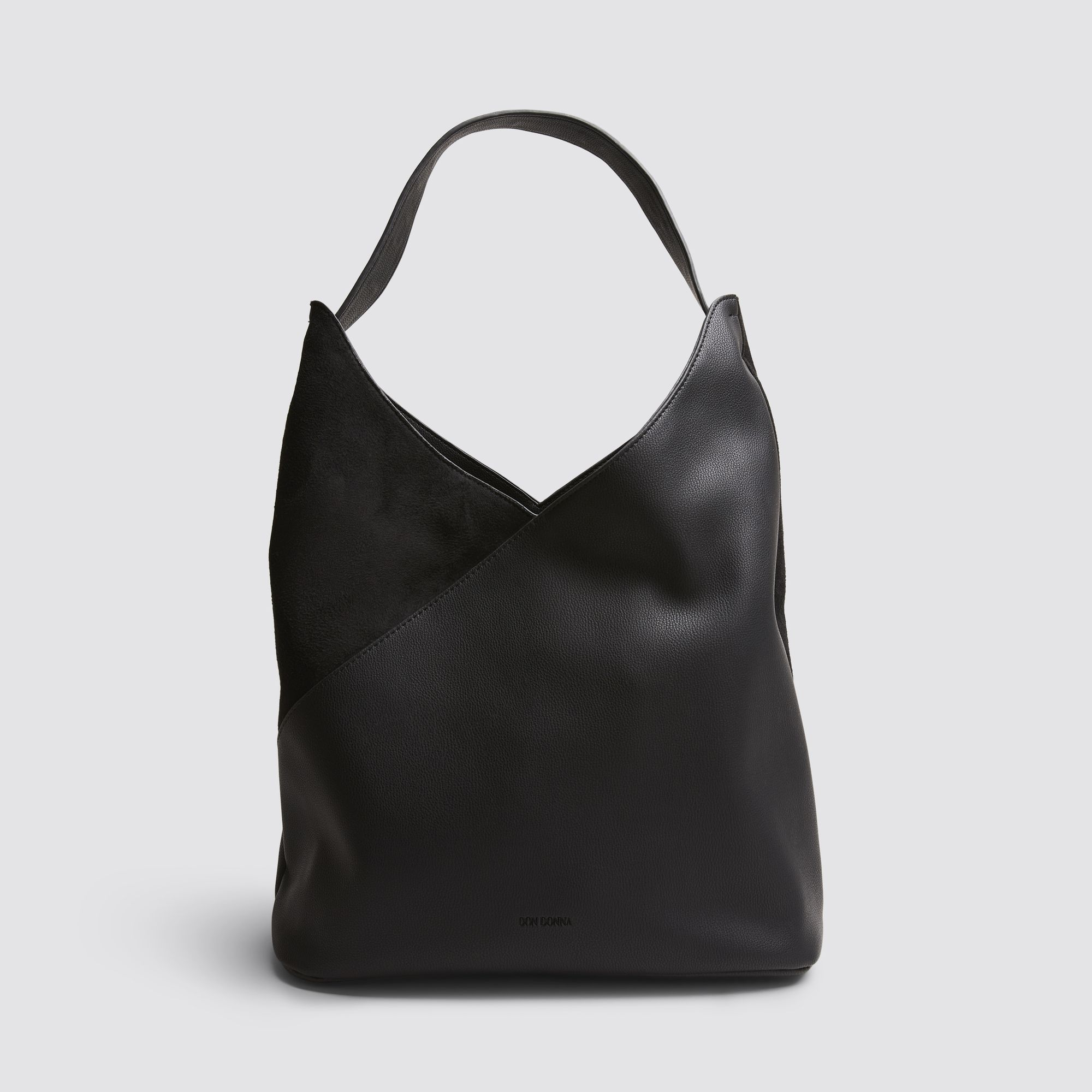 Don Donna Jewel Hobo handväska, Svart