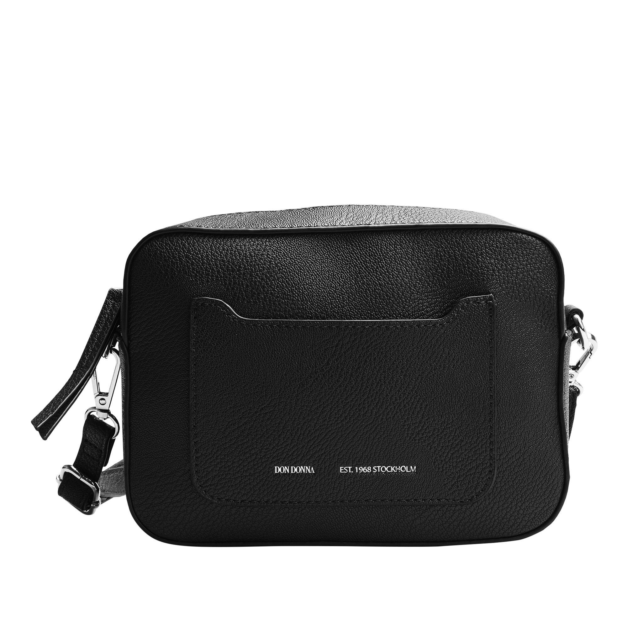 Don Donna Zelda Camera Bag axelremsväska, Svart