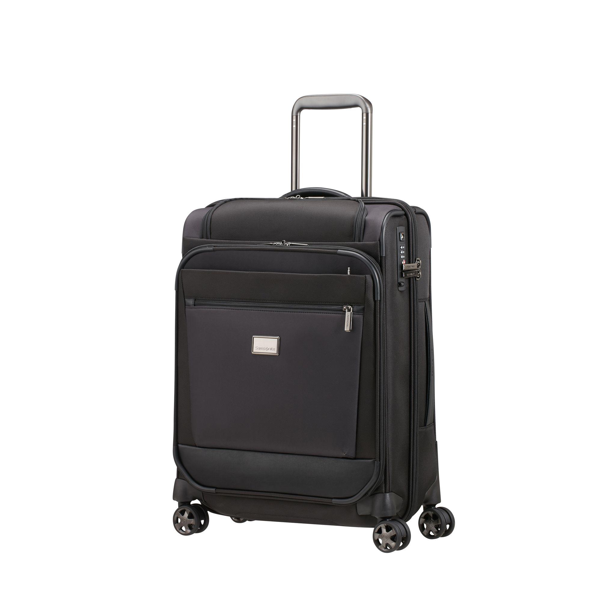Samsonite Waymore resväska med 4 hjul, 56 cm, Svart